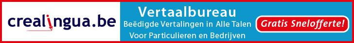 Crealingua Vertaalbureaus Beedigde Vertalers Regio Waregem